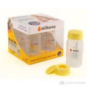 Milkway Anne Sütü Saklama Kabı 150ml X 4