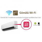 Lg Standard Plus Esnw18gk2f0 Wi Fi A++ 18000 Btu İnverter Klima