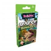 Greenboard Brainbox Seksek Dinozorlar (Bounce Dinaousers) İngilizce