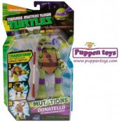 Ninja Turtles Mutasyon Donatello Pet Turtle Figür
