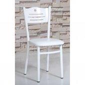 Remaks Okyanus Sandalye Beyaz