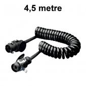 Dorse Ebs Elektirik Kablosu 7 Fişli 4,5 Metre