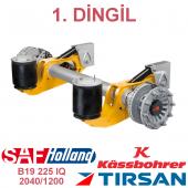 Tırsan K� Ssbohrer Saf Dingil B19 225 Iq 2040 1200