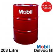 Mobil Delvac 1 5w 40 208 Lt