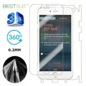 Bestsuit İphone 6 7 8 Galaxy Note Fan Tam Kapatan Ekran Koruyucu