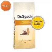 Dr.sacchi Yetişkin Kedi Maması 15 Kg Taze Ürün Tanışma Fiyatı