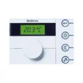 Buderus Rc 25 Modülasyonlu Ve Standart Prg. Dijital Oda Termastad