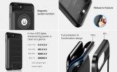 Baseus Apple İphone 7 Şarjlı Kılıf 2500mah