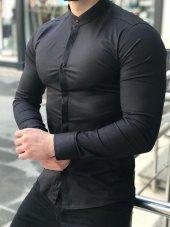 Ruff Hakim Yaka Erkek Gömlek 4 Renk Slim Fit Kalıp