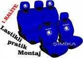 Skoda Ön Arka Atlet Kılıf Minder Airbag Uyumlu 5 Başlık Kılıfı 1