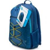 Hp Active 15.6 Mavi Notebook Sırt Çantası 1lu24aa