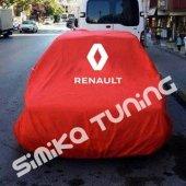 Renault Logolu Branda 2 Renk Çeşidi