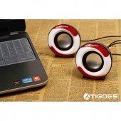 Tıgoes Ts 10 1+1 Bilgisayar Notebook Laptop Usb Speaker