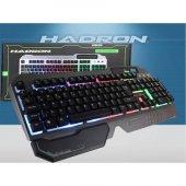 Hadron Hd853 Led Işıklı Mekanik Hisli Gamer Oyuncu Klavye