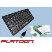 Estone Es 086 Şık Dizayn Tablet Pc Usb Multımedya Mini Klavye
