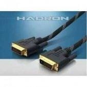 Hadron Hd4114 Dvı To Dvı Kablo 1.8 Metre Örgülü Kaliteli