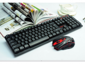 Hk 6500 Gaming Oyuncu Wrileess Kablosuz Klavye Mouse Set