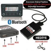 2011 Vw Touareg Bluetooth Usb Aparatı Audio System Vw12 Pin