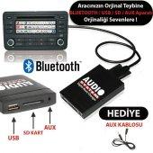 2010 Skoda Superb Bluetooth Usb Aparatı Audio System Vw12 Pin