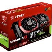 Msı Nvidia 11gb Gtx1080 Ti Gamıng X 11g Gddr5x 352 Bit 2xhdmı Dl Dvı D 2xdp
