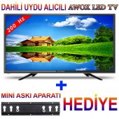 Awox U3900str 39 99 Ekran Dahılı Uydulu Hd Led Tv