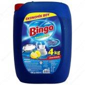 Bingo 4kg Limon Bulaşık Deterjanı