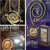 Harry Potter Hermione Granger Time Turner Zaman Döngüsü Altın Kap
