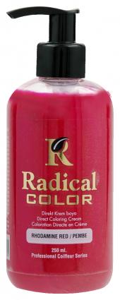 Radical Color Su Bazlı Saç Boyası (Pembe) 250 Ml