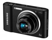Samsung St68 Siyah Dijital Fotoğraf Makinesi
