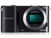 Samsung Nx1000 Fotoğraf Makinesi Body Teşhir