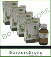 4 Adet Leafaction Ozonlanmış Zeytin Yağı 50 Ml Leaf Action Ozon