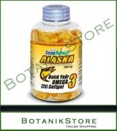 Sepe Natural Alaska Omega 3 Balık Yağı 1000 Mg 200 Softgel