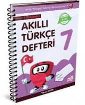 Arı Yayınları Akıllı 7.sınıf Türkçe Defteri