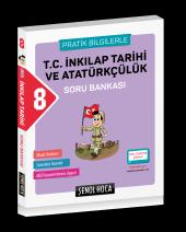 şenol Hoca 8.sınıf İnkilap Tarihi Ve Atatürkçülük Soru Bankası
