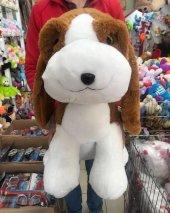 90cm Büyük Boy Sevimli Köpek Peluş Oyuncak Kaliteli, Peluşcu Baba
