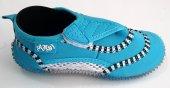 Ahs Junior Cırtlı Mavi Deniz Ayakkabısı