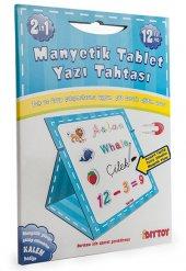 Manyetik Tablet Yazı Tahtası Mavi Diytoy
