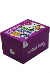 Hello Kitty Domino 75 Parça Gordion Junior