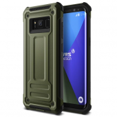 Verus Samsung Galaxy S8 Terra Guard Kılıf Military Green