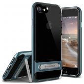 Vrsdesıgn İphone 7 Crystal Bumper Series Kılıf Deep Blue