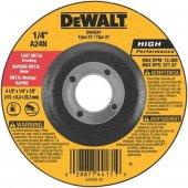 Dewalt Dw4541 Metal Taşlama Disk 115x6.3mm