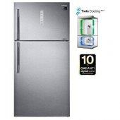 Samsung Rt58k7040sl Tr A+ 596 Lt Inox Twincooling Nofrost Buzdolabı