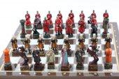 Kh.016, Satranç Takımı, K. Osmanlı Ve Kırmızı...