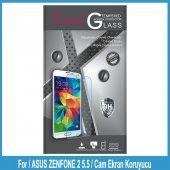 Asus Zenfone 2 5.5 İçin Cam Ekran Koruyucu