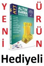 Altın Karma Yks 2. Oturum Ayt 10 Farklı Yayın Deneme Süper Fiyat