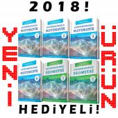 2018 Antrenmanlarla Matematik Antremanlarla Geometri 6 Kitap Set