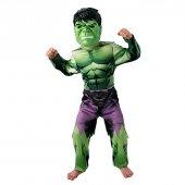 Hulk Klasik Kostüm 5 6 Yaş