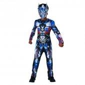 Transformers Optimus Prime Kostüm 3 4 Yaş