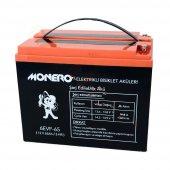 Monero 12v 24 Amper Akü Dik 180*78*170 Mm