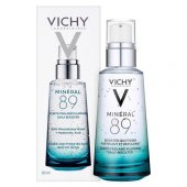 Vichy Mineral 89 Mineralizing Water + Hyaluronic Acid 50ml